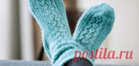 Вязание носков спицами для начинающих пошагово с подробными схемами, инструкциями, описанием, мастер-классами и видео-уроками. Способы и техника вязания носков спицами с рисунком и красивыми узорами | QuLady