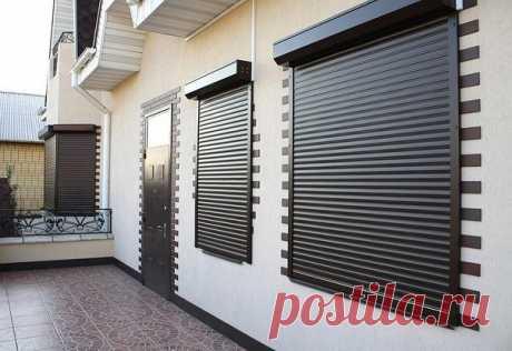 Рольставни (или роллеты, или защитные жалюзи) для защиты окон, дверей  Рольставни - это самое надежное средство защиты Ваших окон, дверей, балконов, гаражей, витрин киосков и магазинов от взлома, постороннего взгляда, солнечного излучения.  Рольставни (или роллеты, или защитные жалюзи) появились впервые в Италии, в 1904 году. Изготовлены роллеты были из дерева и предназначались для защиты от грабежа со взломом. Согласно легенде, изобретатель роллет был отчаянным ревнивцем ...