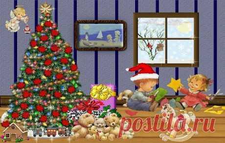 Новогодние конфеты для детей   Готовим дома