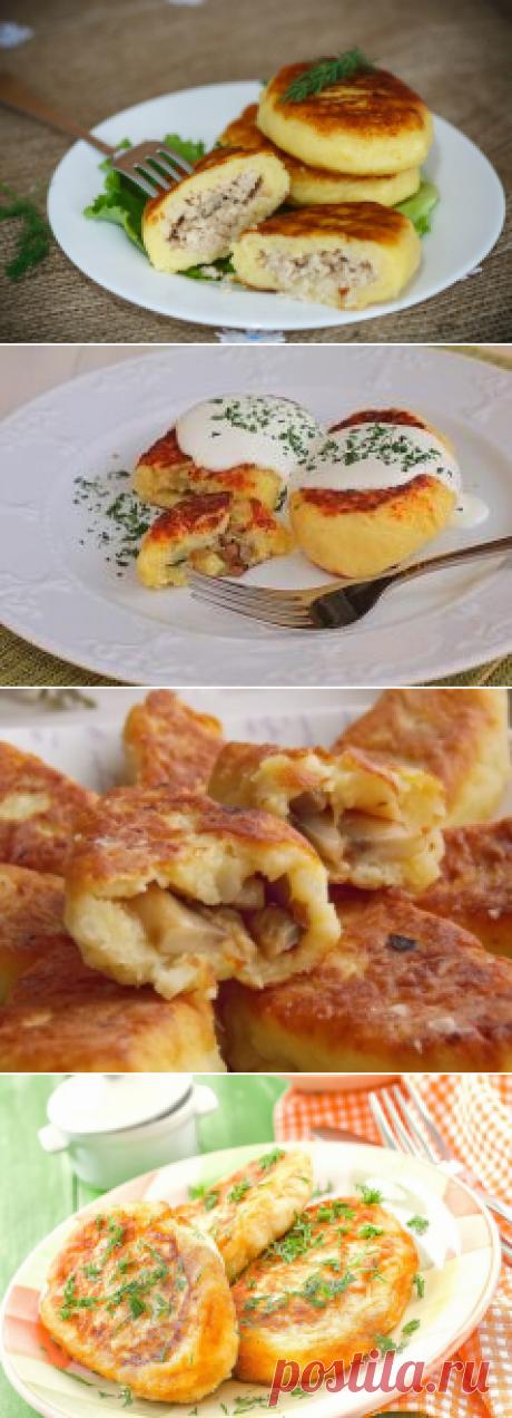 Картофельные зразы — 15 рецептов вкусного приготовления в домашних условиях