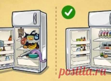Отличные идеи для хранения продуктов — 10 способов навести порядок в холодильнике раз и навсегда
