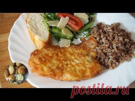 ОТБИВНЫЕ ИЗ ИНДЕЙКИ сочно, быстро, вкусно!+идея обеда