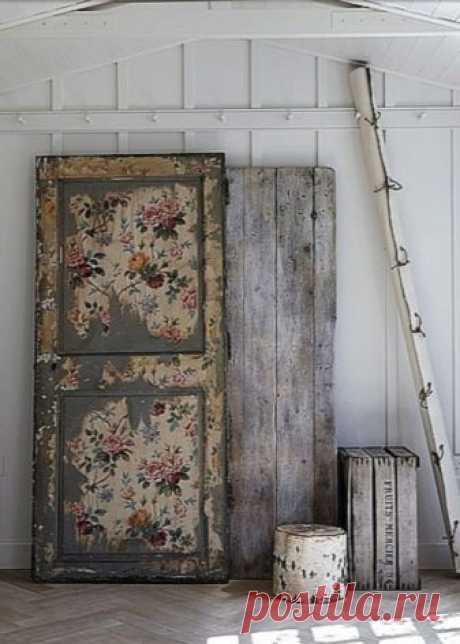 Декупаж дверей (21 фото): как сделать своими руками декупаж из салфеток и обоев межкомнатных дверей в квартире?