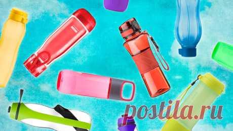 Эко-бутылки: где скрывается опасность для здоровья при их использовании | Все о здоровье | Яндекс Дзен