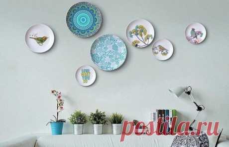 10 modos de decorar la pared vacía — INMYROOM
