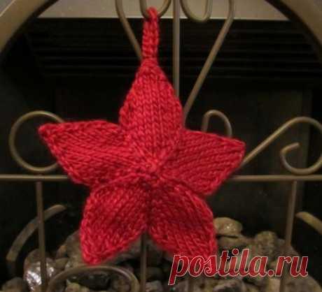 Пятиконечная звезда из центра — Мастер-классы