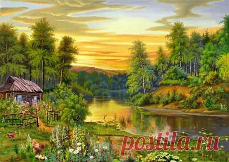 сказочные картины художников: 25 тыс изображений найдено в Яндекс.Картинках