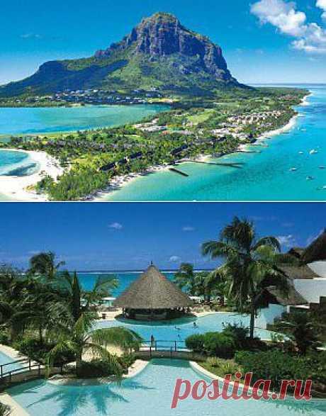Остров Маврикий — отколовшийся райский уголок!