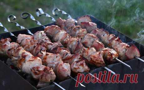 Самый вкусный шашлык из свинины. Как приготовить маринад, чтобы мясо было мягким - Кулинарные Рецепты