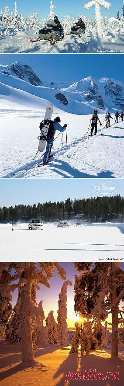 Финский курорт Тахко