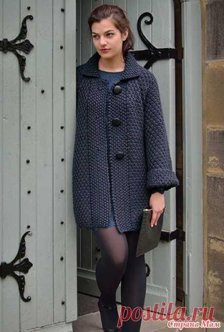 . Пальто HOLT, SMOULDER - для настоящих леди от Kim Hargreaves. Онлайн