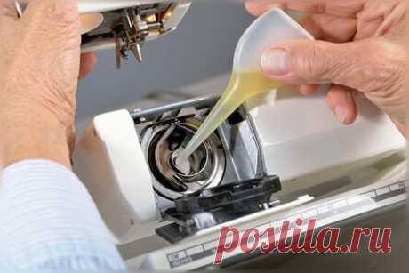Как ухаживать за швейной машинкой, чтоб она прослужила вам долго