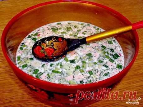 75 рецептов Окрошки - свежий прохладный суп на теплые деньки!