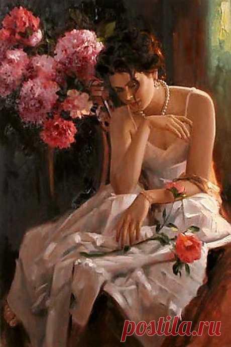 Не бывает любви виртуальной,поралельной и идеальной! А бывает любовь,земная и неважно она какая;голубая или розовая,под осинами иль березами,далеко твой любимый,близко ли,называет родной или кискою.Как ласкает рукой или словом.Как берет тебя снова и снова.Она просто огромная,нежная.Словно первый снег белоснежная,и такая,что слезы просятся,когда голос любимый доносится!Когда любят - не расстаются,умирают и на смерть бьются.(волшебная страна книг к.н.)