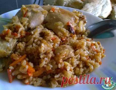 Узбекский плов по мотивам Сталика – кулинарный рецепт
