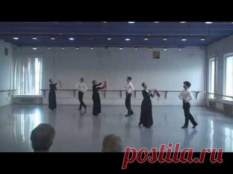 танцы Сюиты - Хореографический ансамбль Вдохновение