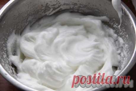 Суфле из сметаны с желатином - рецепт с фото