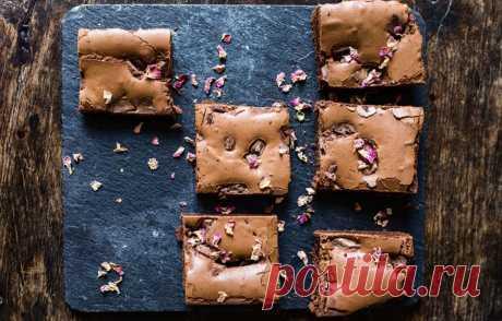 Шоколадные брауни по-турецки