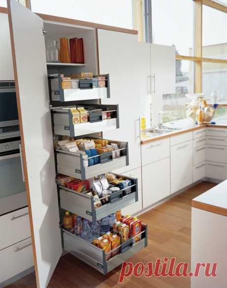 Главный фактор удобства на кухне - кухонное наполнение | SDkuhni | Яндекс Дзен