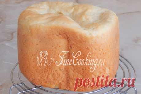 Творожный хлеб в хлебопечке - рецепт