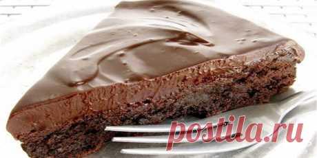 Торт «Черный принц» Я просто обожаю этот рецепт за простоту приготовления, и недорогой состав ингредиентов.