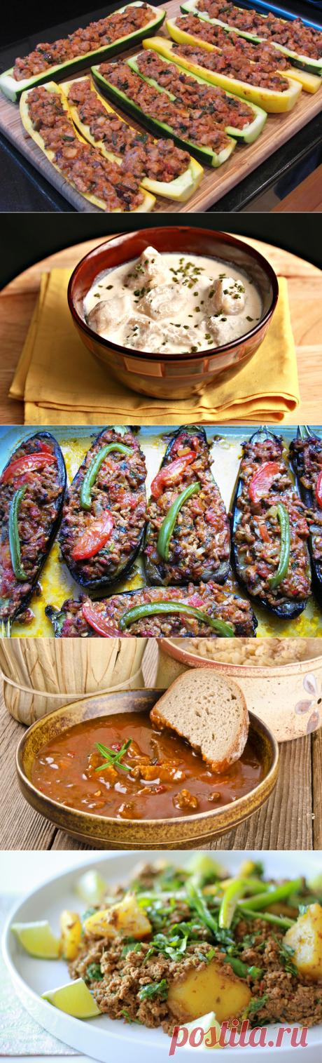 Что приготовить из фарша для праздничного стола? Лучшие рецепты — Вкусные рецепты