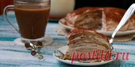 10 удивительно вкусных блинных тортов - Лайфхакер