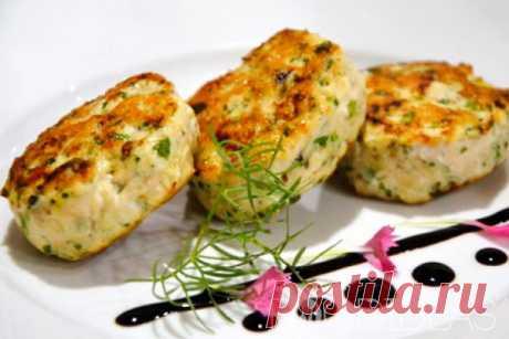 Зразы куриные со шпинатом и творогом, приготовленные в пароварке: рецепт - рецепт приготовления с фото