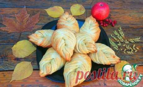 """Булочки """"Осенний листопад"""" – кулинарный рецепт"""