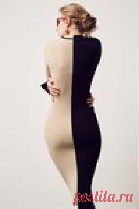 Модный трикотаж от российского бренда SL1P: фото авангардной коллекции   Vogue Russia