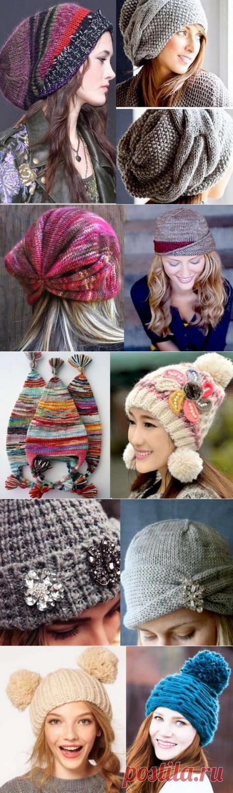 Модные женские шапки 2019-2020 – актуальные тренды и фасоны | Чаровница и проказница