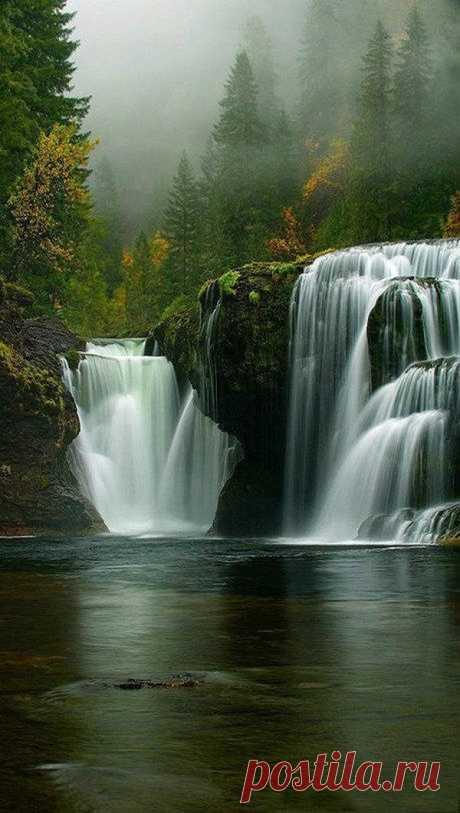 Enigma #nature #waterfall