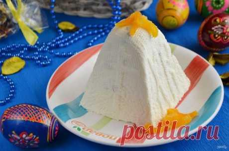 Пасха на заварной помадке - пошаговый рецепт с фото на Повар.ру