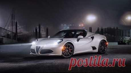 (79) Елена Петрова - Alfa Romeo 4C