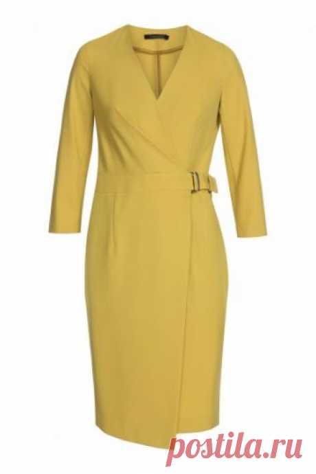 Официальный интернет магазин VASSA&Co - Женская коллекция - Платье V189854N-1223C18