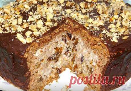 Шикарный торт «Кармелита» — изысканная роскошь. Десерт достойный царей! | Таки Вкусно