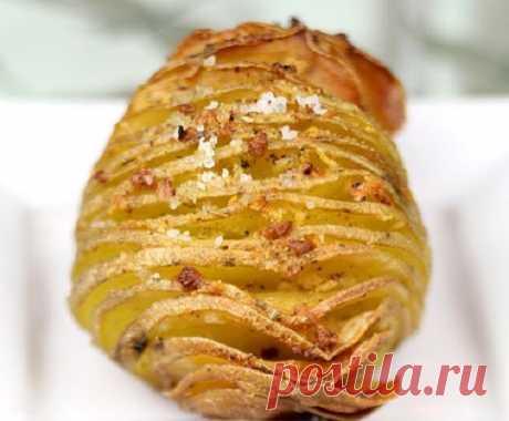 Мое коронное блюдо для любого повода — обалденная запеченная картошечка! | Мой милый дом