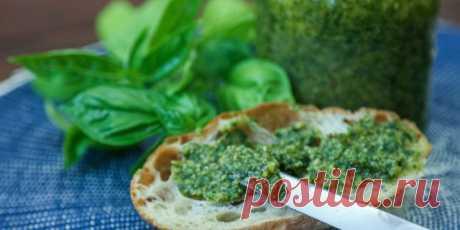 (+3) Pesto de la albahaca con el perejil: los platos De hortalizas: la Cocina: Subscribe.Ru