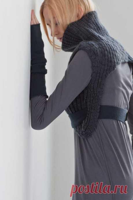 Неординарное вязание: подборка хитросплетенных моделей   Журнал Ярмарки Мастеров