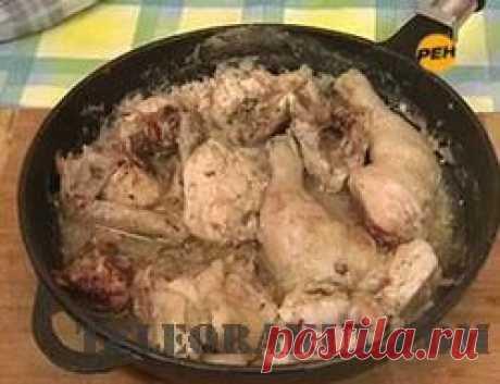 Чикен-чикен (рецепты: Званый ужин) - рецепты с фото