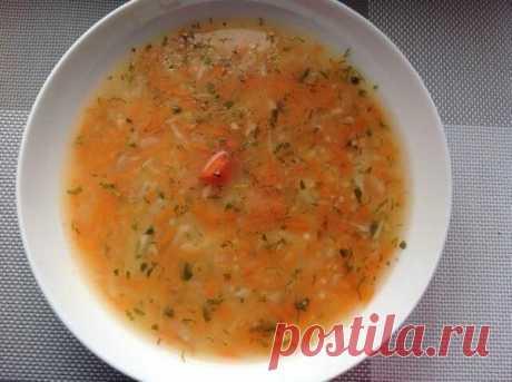 Польский капустняк с пшеном — Фактор Вкуса