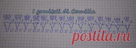 袋装钩针玫瑰:Camilla的教程
