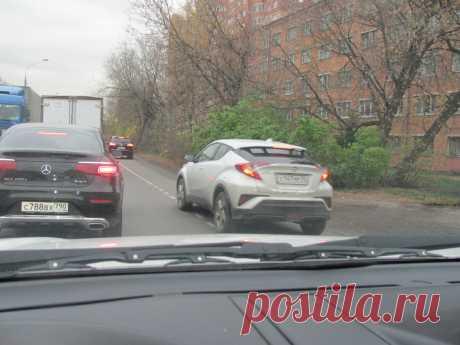 Сплошная у обочины: является ли нарушением её пересечение?   Автомеханик   Яндекс Дзен