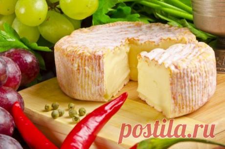 Домашний сыр двумя способами