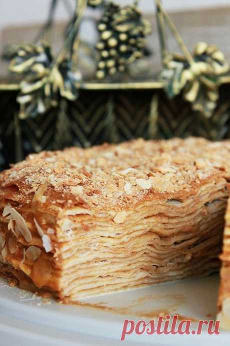 """Торт """"Крепвиль"""" - My lovely cake — LiveJournal"""
