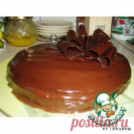 """Торт """"Praga"""" - кулинарный рецепт"""