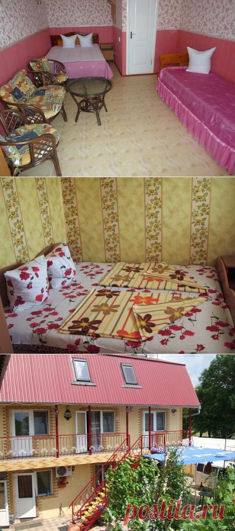 Мини-отель посуточно в Курортном, ул. Черноморская, 28а. Цена: от 70 грн. [1214900167] |Doba.ua