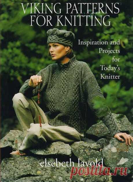 Lavold Elsebeth. Viking patterns for knitting - Нерусские журналы - Журналы по рукоделию - Страна рукоделия