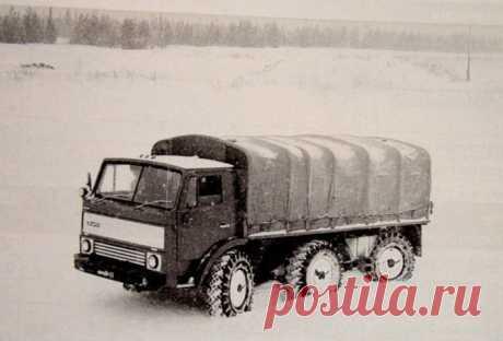 Сумасшедшие грузовики СССР : самые необычные эксперименты (1-я часть)