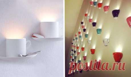 Оригинальные идеи декора своими руками фото | Школа Дизайна